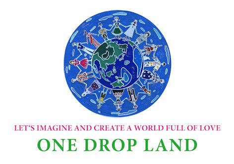 One Drop Land の旗